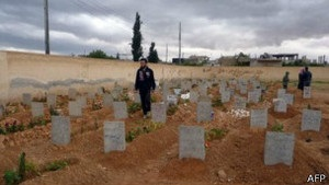 У Сирії за два роки загинуло понад 90 тисяч людей
