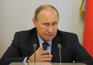 Новини Росії - Путін - Reuters: Заради своїх обіцянок Путін доручив перекроїти проект російського бюджету