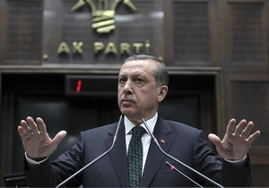 Ердоган наказав протестувальникам відступити
