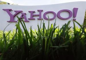 Yahoo объявила о покупке мультимедийного стартапа