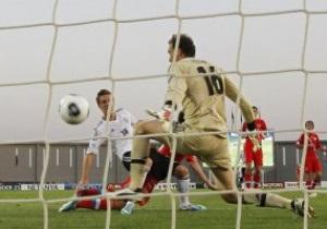 Молодежное Евро-2013: Россия проиграла третий матч подряд