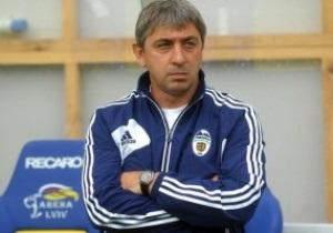 Ужгородская Говерла осталась без главного тренера