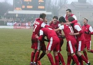 Один из старожилов украинской футбольной премьер-лиги объявил себя банкротом