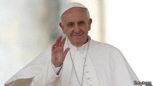 Папа: Ватикан має вирішити, що робити з гей-лобі