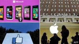 Google, Facebook і Microsoft хочуть розповісти про співпрацю з ЦРУ