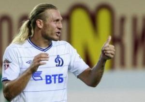 Андрей Воронин: Хотел бы закончить свою карьеру в Динамо