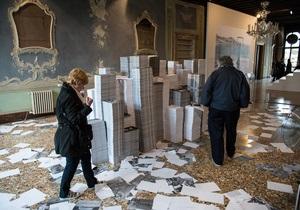 Корреспондент: Наступ на Сан-Марко. Українські митці приголомшили поціновувачів головного арт-форуму планети