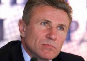 Україна підтримала кандидатуру Бубки на посаду президента МОК