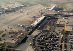 США - аеропорт - вибух
