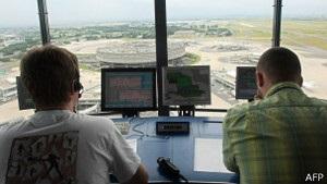 У Франції страйкують авіадиспетчери