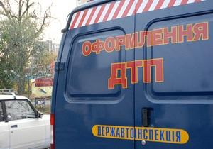 Черкаська область - вантажівка - ДТП