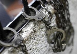 Житомирська область - затримання - злочинець