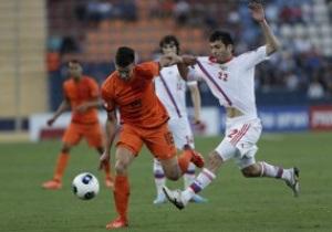 Молодежное Евро-2013: Россия опозорена Голландией