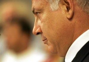 Нетаньяху заявив, що Ізраїль не буде вплутуватися у сирійський конфлікт