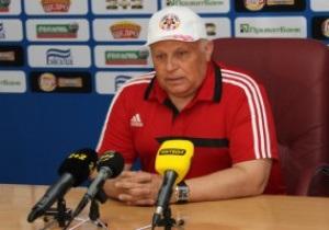 Виталий Кварцяный стал полноценным тренером Волыни
