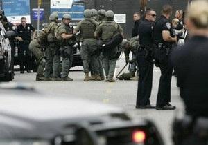 Стрілянина в Каліфорнії: загинули п ятеро