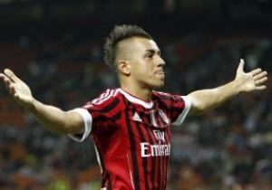 МанСити хочет приобрести форварда Милана по цене Фернандиньо