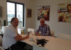 Менеджер Кличко рассчитывает подписать контракт с Поветкиным в ближайшее время