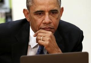 Обама розповів журналістам, навіщо влада збирала дані про дзвінки громадян