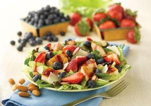 Полуниця - рецепти - страви з полуниці - Полуничні дні. Кулінарні ідеї на вихідні