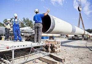 Північний потік - Головний газопровід в обхід України зупинений