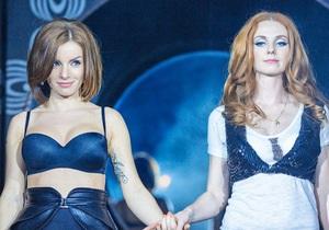t.A.T.u. виступлять у Києві