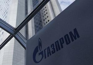 Газпром обвинил ЕС в неполной загрузке Северного потока