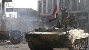 CША критикують Сирію за штурм Кусейра