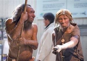 Неандертальці - захворювання - рак