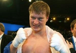 Рябинский: Поветкин выйдет в ринг 5 октября, даже если не договоримся с Кличко