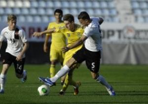 Украина проиграла Австрии финал Мемориала Лобановского