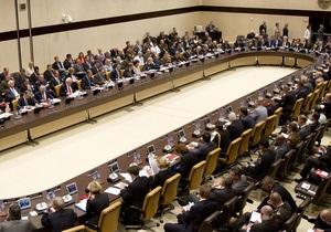 Сирія - НАТО - конфлікт - втручання