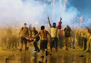 Туреччина - заворушення - блогери