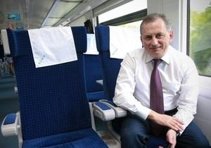 Борис Колесников - Я бы и сейчас выбрал Хюндаи - Hyundai - скоростные поезда в Украине