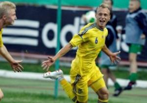Молодежная сборная Украины выходит в финал Мемориала Лобановского