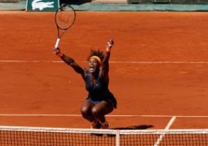 Ролан Гаррос 2013: Серена Вильямс встретится в полуфинале с Эррани