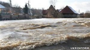 На Хмельниччині та Вінничині можливі підтоплення - ДНС