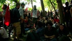 Турецький віце-прем єр: протести почалися справедливо і законно