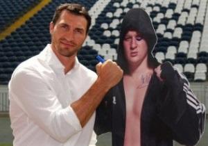 Владимир Кличко: Провести бой на НСК Олимпийский было бы шикарно