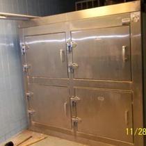 США - психіатрична лікарня - eBay - холодильник - морг