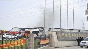 У Китаї в пожежі на птахофабриці загинули понад 112 людей