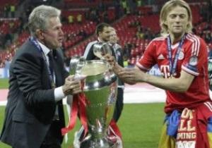 Тимощук: Не знаю, получится ли привезти кубок Лиги чемпионов в Украину