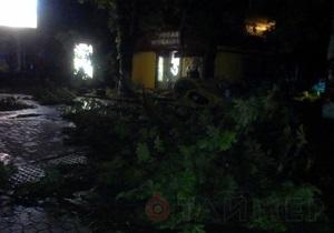 Новини Одеси - Сильний ураган в Одесі: ЗМІ повідомляють про загиблих і постраждалих