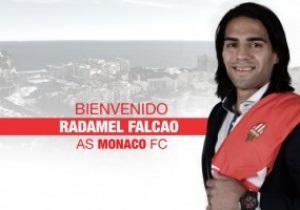 Офіційно: супербомбардир Фалькао перейшов до Монако