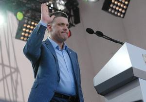 Тягнибок: Опозиція висуне єдиного кандидата у Президенти, тільки якщо вибори проходитимуть в один тур