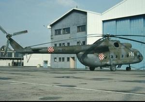 Украина обошла РФ и Чехию в тендере на ремонт военных вертолетов Хорватии