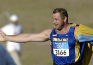 Олимпийское золото украинского толкателя ядра отдали американцу