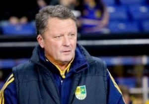 Металлист может приобрести вратаря сборной Украины