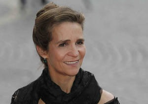 Дочку іспанського короля оштрафували за їзду на тракторі без документів