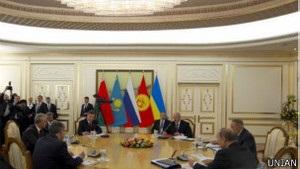 У Митному союзі погодилися, аби за ними спостерігала Україна